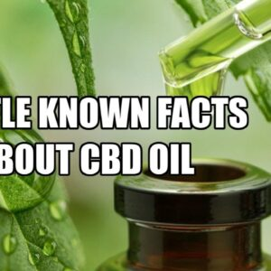 5 rare facts about CBD hemp oil