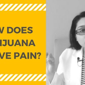 Marijuana for Pain: How does Marijuana Relieve Pain?  Reduces Inflammation