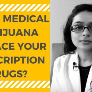 Can Medical Marijuana Replace Prescription Drugs? 💊