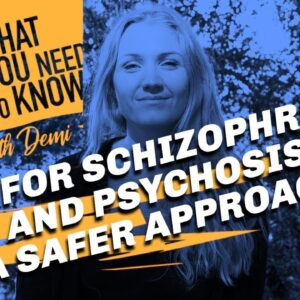 CBD For Schizophrenia And Psychosis: A Safer Approach?
