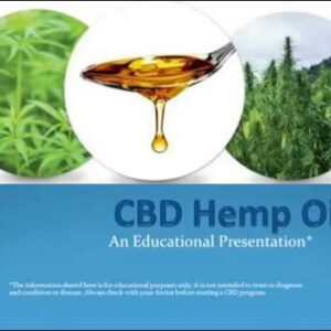 CBD Hemp Oil Education from The CBD Educators