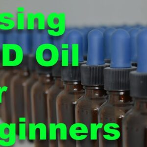 CBD Oil Dosage - How Much Should You Take?
