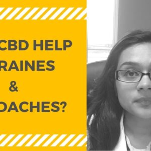 CBD Oil for Migraines & Headaches
