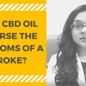 CBD Oil for Stroke