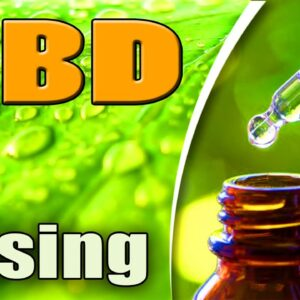 CBD Use and Dosing Details - azWHOLEistic
