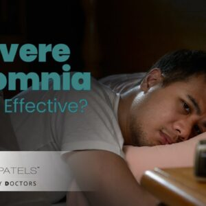 Does CBD Oil Help With Severe Insomnia?