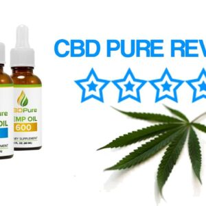 CBDPure Reviews - The Benefits and Side Effects of Using Cannabidiol from CBDPUre