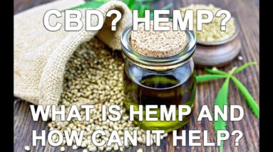 HEMP EXTRACT How Does It Work?-Pain Relief and Sleep