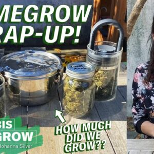 Homegrow wrap up | Leafly Homegrow Series