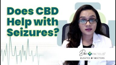 How Does CBD Oil Help With Seizures?