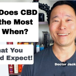 When & What CBD Helps With the Most. Pain, Insomnia, Anxiety, Mood, Expectations? Doctor Jack Ep 19