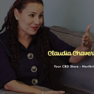 Meet Claudia Chaverra, Franchise Owner, Your CBD Store Northridge
