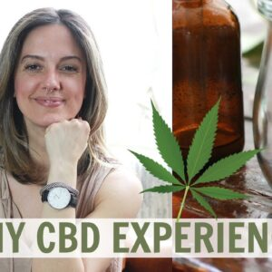 MY EXPERIENCE WITH CBD | Benefits, How I Use It & More