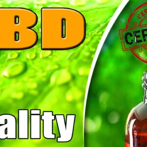 Not All CBD Is High Quality (We Test All Our Products) - azWHOLEistic