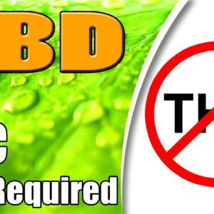 THC Is **NOT** Required For CBD To Work - azWHOLEistic