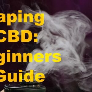 Vaping CBD for Beginners:  Benefits, Tips and Safety