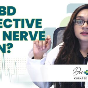 Which CBD product is best for nerve pain?