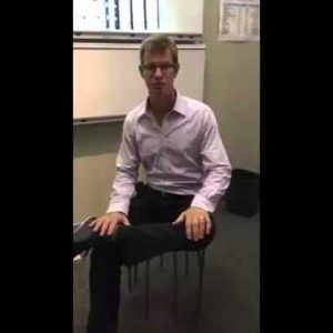 how to relieve your sciatica with Dr Marti Harris Sydney CBD Chiropractor