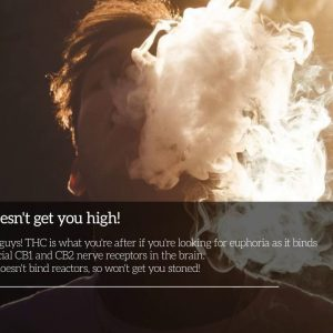 6 CBD Oil facts you need to know! | Ice Headshop