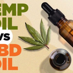 Anxiety: Hemp Oil vs CBD Oil, You Must Know This