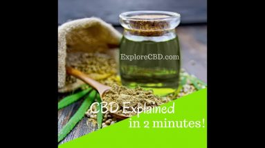CBD Explained in 2 minutes