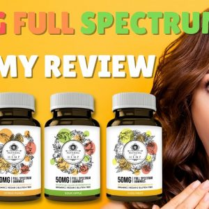 What is the difference of Full Spectrum CBD Gummies and Broad Spectrum CBD Gummies