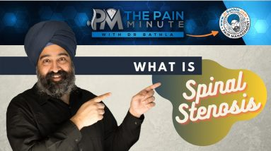 What is Spinal Stenosis   Diagnosis and Treatment Options   The Pain Minute