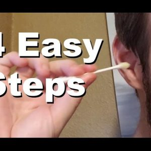 How To Put CBD In Your Ear - In 60 Seconds