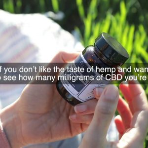 WHAT IS THE BEST WAY TO TAKE CBD OIL?