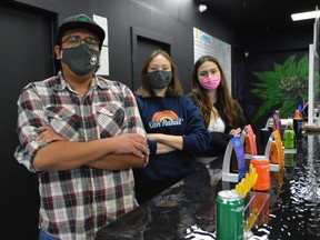 Indigenous values grow in Uncle Sams cannabis store