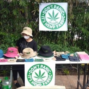 Meet the first medical cannabis party in Asia