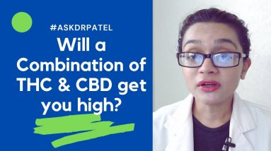 CBD and THC together?